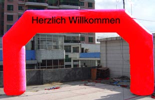 Equipment-Torbogen-Promotionbogen-Willkommen-1
