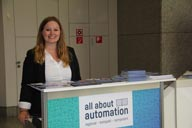 v all about automation messe essen untitled exhibitions besucherregistrierung rienaecker 3385